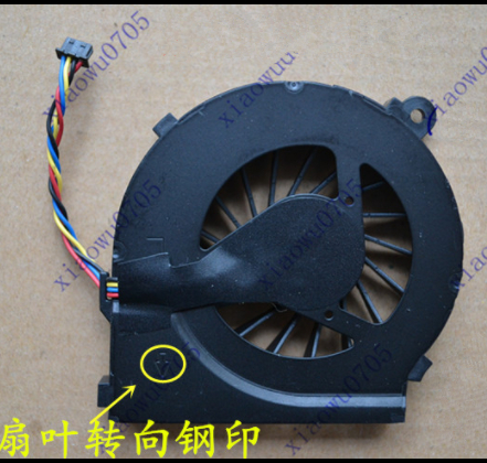 New Laptop Cpu Cooling Fan For HP 250 G1 250G1