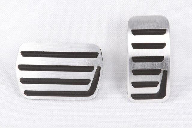 накладки на педали Chh XC60 V60 S60 VOLVO XC60 - фото 4