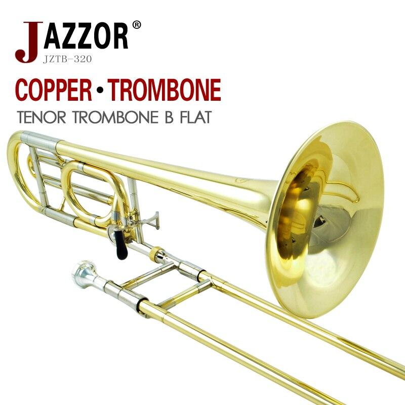 Brand new JAZZOR JZTB 320 Tenor trombone,professional B ...
