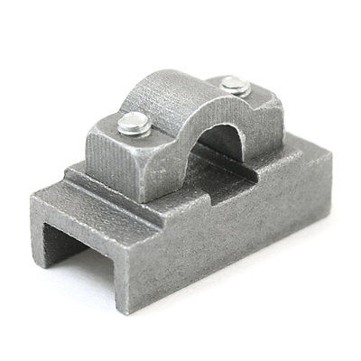 Gray Metal Jig Saw Spare Parts 34mm x 17mm x 20mm for Makita 4304 4304