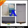 Frete grátis + rastreamento não . 100% teste original para Sony Xperia Z4 z3 + z3 neo LCD Screen Display digitador assembléia - preto / branco