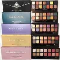Neue Anastasia Beverlying Hills Beste Pro Lidschatten-palette Make-Up-Hoch Pigmentierte Nudes Warme Natürliche Kosmetische Lidschatten