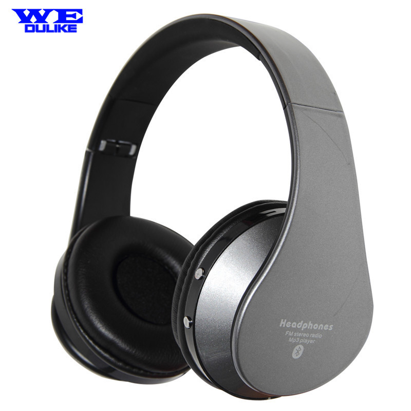 Stereo Casque Audio Mp3 Bluetooth Headset Wireless Headphones Earphone Head set Phone for Samsung For Sony