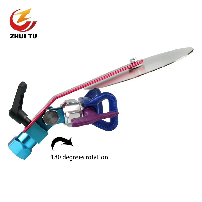 ZHUI TU Universal 7/8 Spray Guide Tool Airless Sprayer Paint Gun Tip Accessory Tools For Wagner Titan
