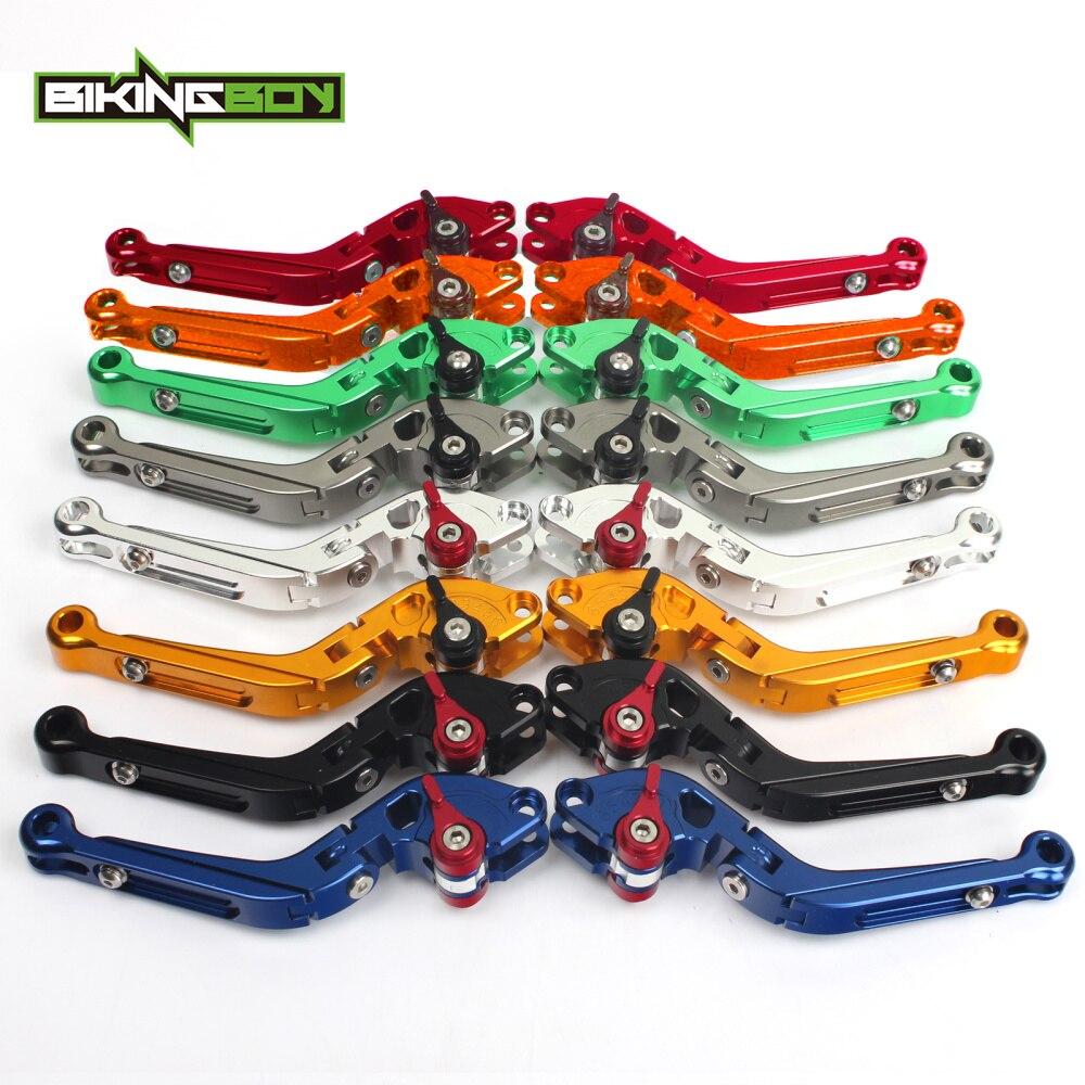 CNC Palanca de embrague de freno de motocicleta ajustable para BMW G650GS G650 GS 2008 2009 2010 2011 2012 2013 2014 2015 2016