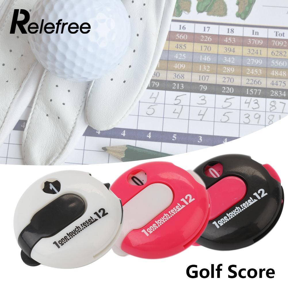 Mini Golf Stroke Counter Scorekeeper Scoring Tool  1