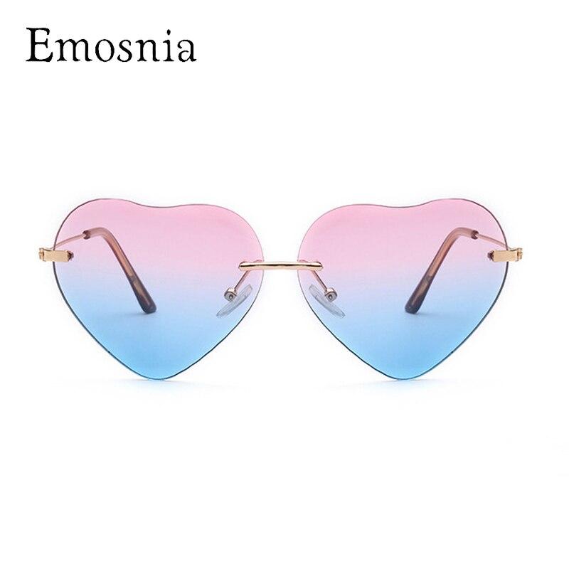 Emosnia Einzigartige Übergroßen Sonnenbrille Frauen Männer ...