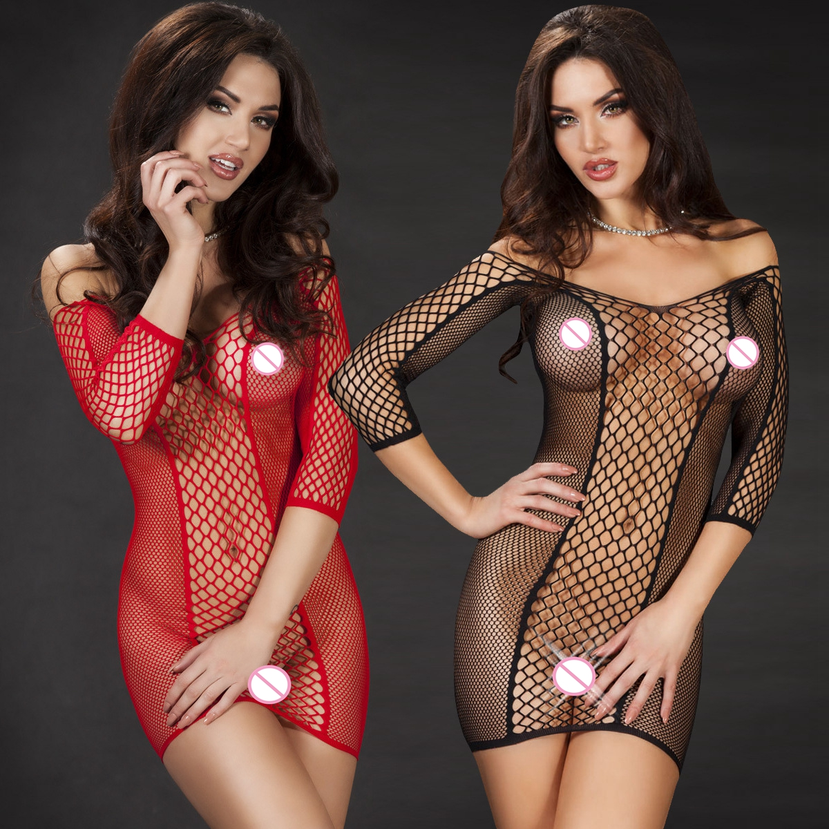 Sexy Lingerie Hot Sexy Dress Underwear Bodystocking Sex Products Kimono Erotic Lingerie Sleepwear Sex Toys Latex Women 1