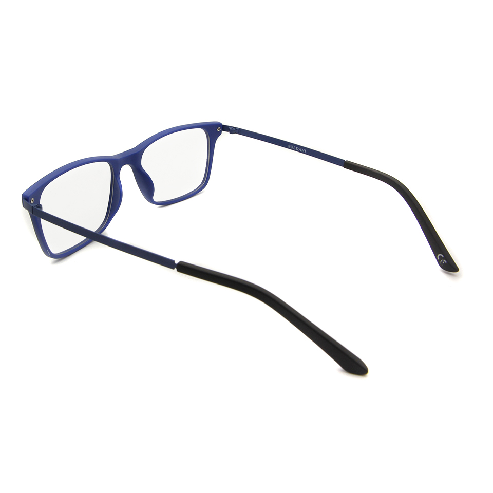 e2d34a1d032 Sorbern new fashion tr90 student eyeglasses boy girl myopia nerd glasses  kids square spectacles frame optical clear lens eyewear