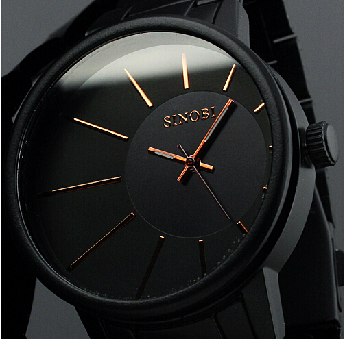 2016 New Fashion Men Full Steel Watch Wristwatches Watches Men Luxury Brand Clock Male Quartz Watch
