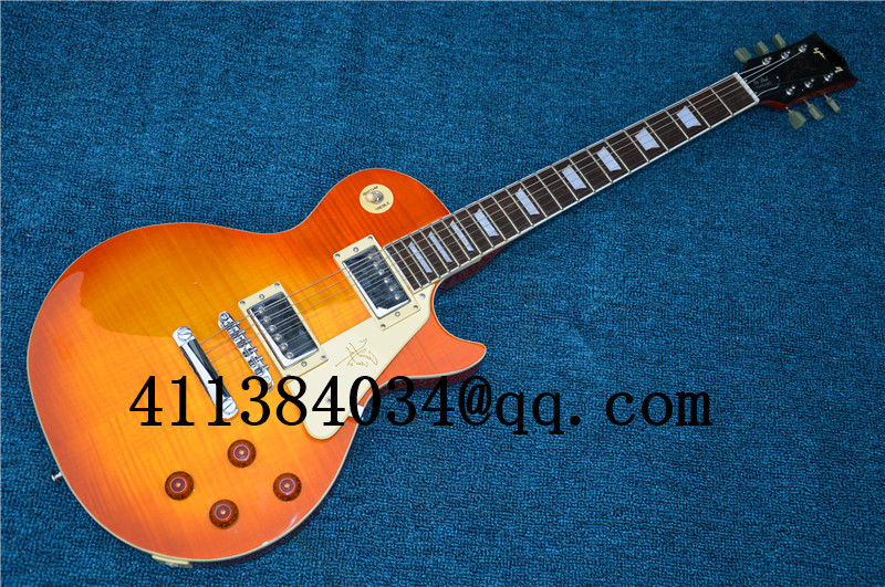 Human  Free Shipping,  new guitar, electric guitar, LP OEM electric guitar custom shop, China, richino rs m01 usb to micro usb data charging cable for nokia samsung htc motorola orange