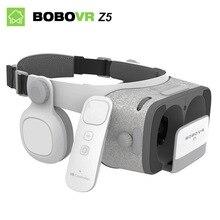 Bobovr Z5 vr box 3d glasses virtual reality goggles gafas google cardboard bobo vr with font