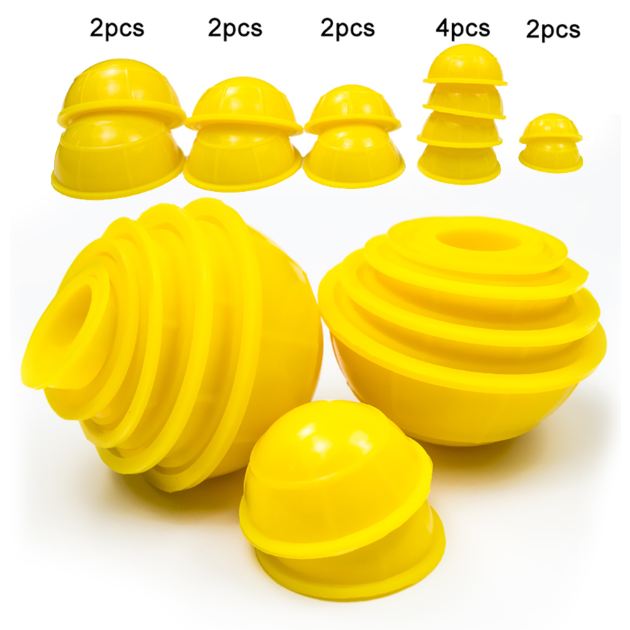 12pcs Vacuum Cans Massage Body Cups Ventouse Anti Cellulite Cupping Set Physical Therapy Suction Cup Body Massager Health Care | healthy feet socks