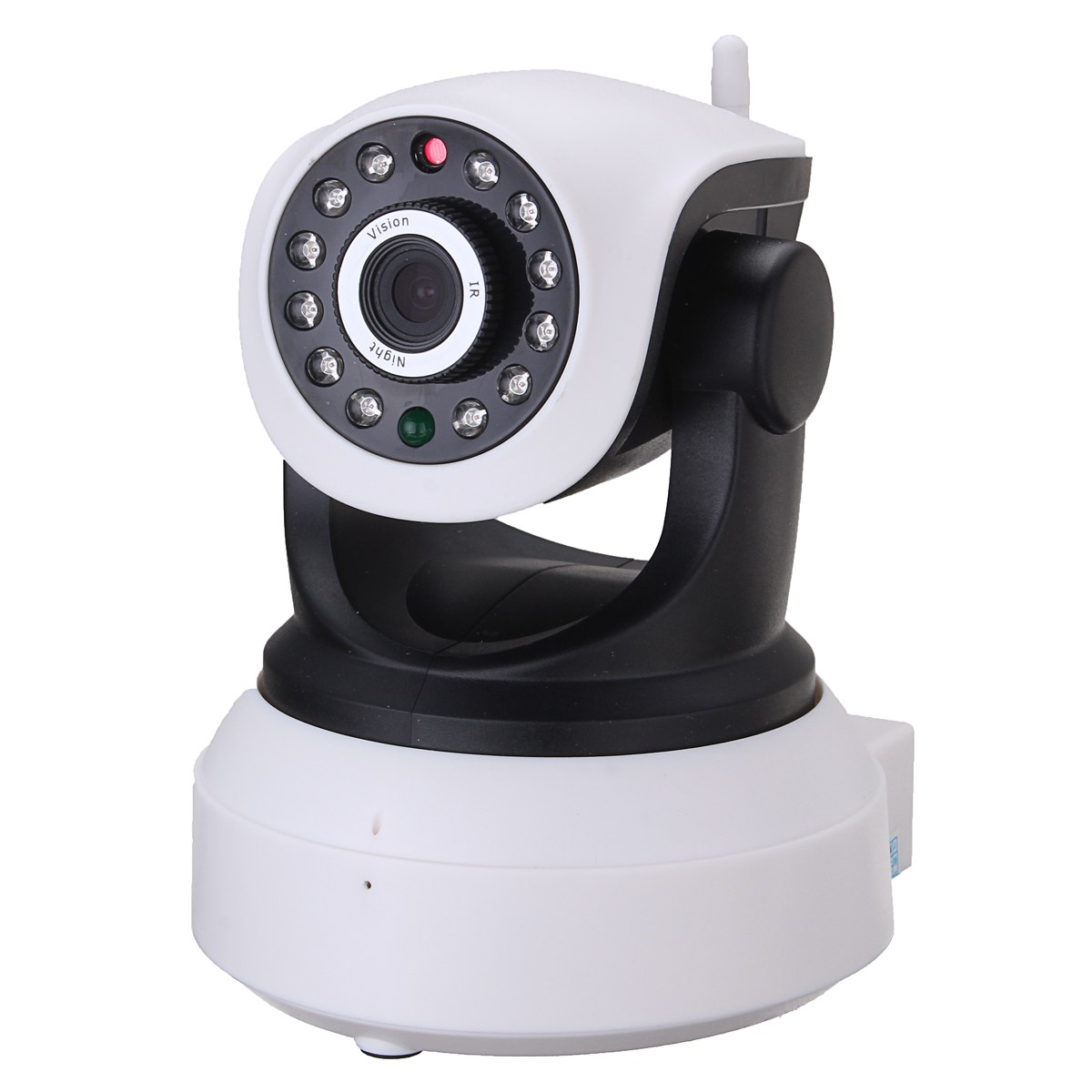 Safurance Wireless IP Camera 720P Pan Tilt Network Security Night Vision WiFi Webcam Home Safety Surveillance