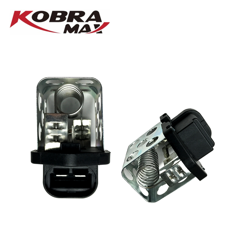 KobraMax Heater Blower Motor Fan Resistor use OE NO 8200538452 for Renault in Fans Kits from Automobiles Motorcycles