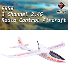 WLtoys F959 Sky-king 2.4G 3CH Wingspan RC Airplane Radio Remote Control Aircraft Fixed Wing Plane Ou