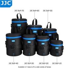 JJC Waterproof Camear Lens Case Pouch Bag for Canon Sony Nikon Olympus Panasonic Fujifilm JBL Xtreme Soft DSLR Lens Protector