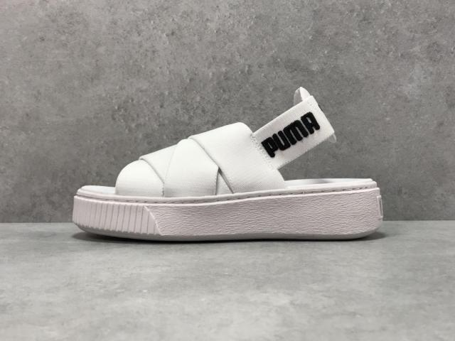 1406455890fee5 Original New Arrival 2018 PUMA Platform Sandal Wn s Women s Outdoor Sandals  Sports Sneakers badminton shoes size 35.5-39
