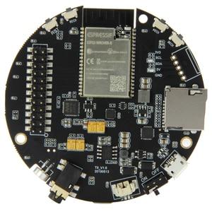 Image 2 - LILYGO®TTGO TAudio V1.6 ESP32 WROVER SD כרטיס חריץ Bluetooth WI FI מודול MPU9250 WM8978 12Bits WS2812B