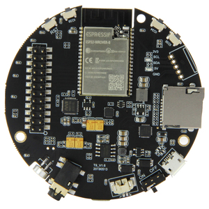 Image 2 - LILYGO®TTGO TAudio V1.6 ESP32 WROVER SD 카드 슬롯 블루투스 와이파이 모듈 MPU9250 WM8978 12 비트 WS2812B