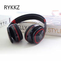 Headset Bluetooth Headset New Stereo Card Support FM Radio Universal Headset KDK56