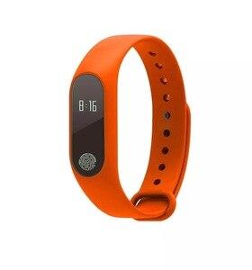 Image 2 - Фитнес браслет умный Браслет для samsung xiaomi huawei фитнес трекер для измерения сердечного ритма водонепроницаемый спортивный смарт браслет английская версия