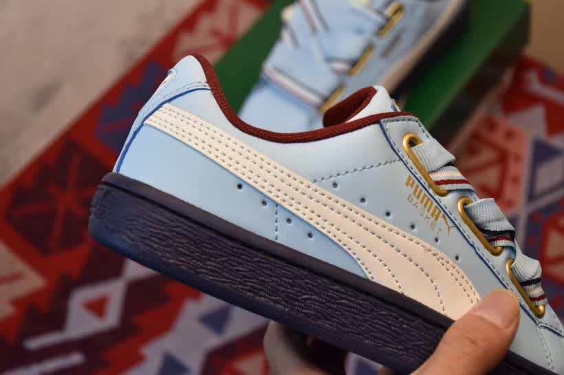 2018 New Arrival PUMA Basket Heart New School Sneakers Women s Badminton  shoes Size 36 40-in Badminton Shoes from Sports   Entertainment on  Aliexpress.com ... 6aef17b0d2a9