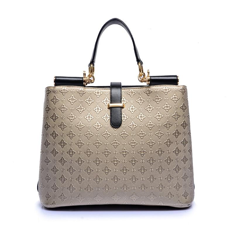 Luxury Leather Shoulder Bag 2016 Women Messenger Bags ...
