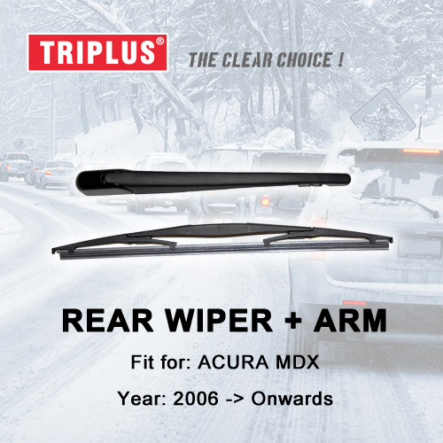 Rear Wiper Arm With Blade For ACURA MDX (2007 Onwards) 1pc