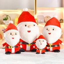 Christmas Grandfather Doll Dolls Toys For Children 2019 New Years Gift Plush Lovely Reborn Lol