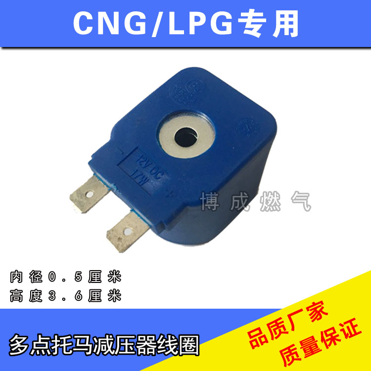 LPG CNG kits for Multipoint Direct injection Pressure reducing valve Solenoid valve CoilLPG CNG kits for Multipoint Direct injection Pressure reducing valve Solenoid valve Coil