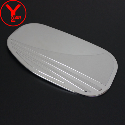 2016-2018 tank cover For Ford Everest Endeavour 2016 2017 ABS chrome car parts auto accessories Fuel sticker Gas Cover YCSUNZ Pakistan