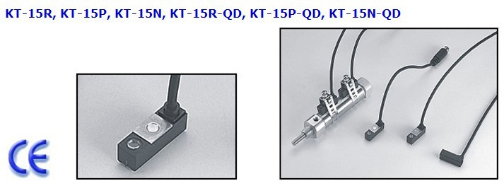 KITA KT-15R SENSOR REED SWITCH (LONG WIRE) AC DC 5-240V xsav11801 inductive proximity switch speed sensor motion rotate detector 0 10mm dc ac 24 240v 2 wire 30mm replace telemecanique