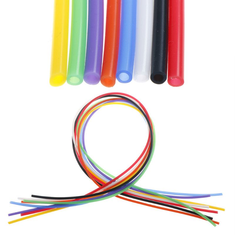 Food Grade Silicone Tube High And Low Temperature Resistance Tasteless Non-toxic Transparent Hose Pipe 1M 2mmx4mm