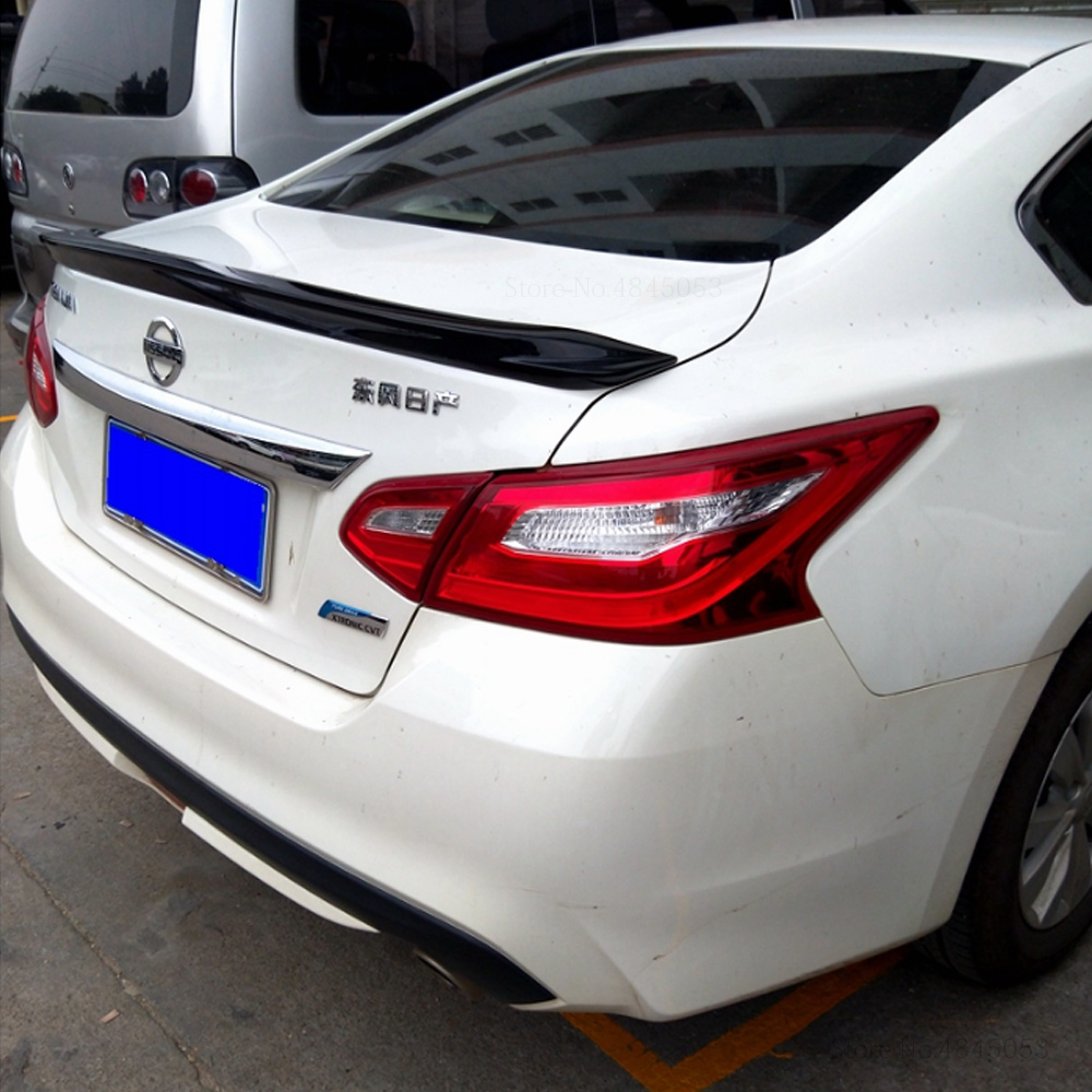 Fits the 2016 2017 Nissan Altima UNPAINTED Factory Style Spoiler