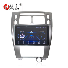 HACTIVOL 10.1 1024*600 Quadcore android 8.1 car radio for Hyundai Tucson 2006 2007 2008 2009 2010 2011 2012-2014 DVD player