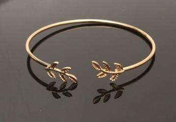 YIMLOI Simple Gold Silver...