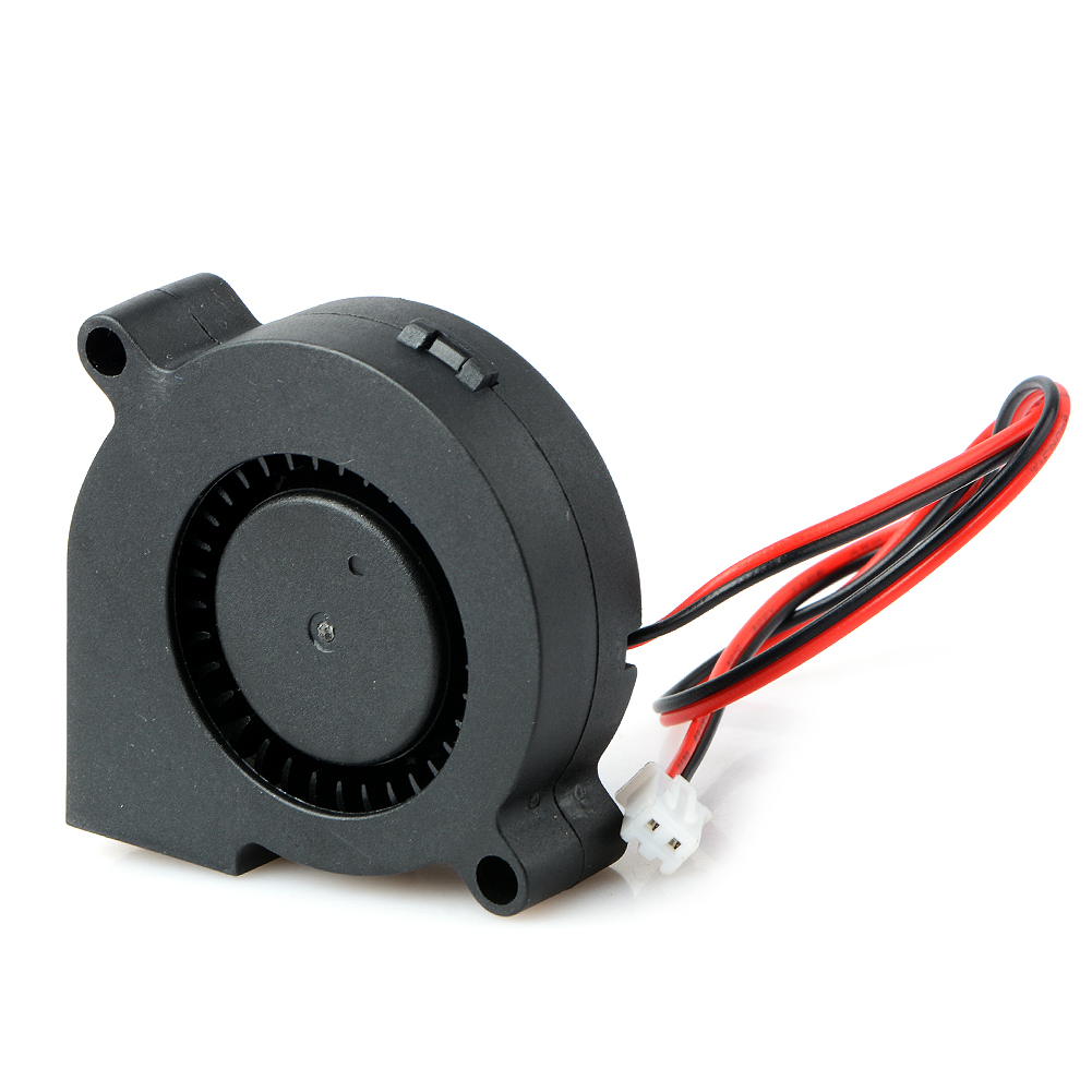 3D Printer Parts Turbine DC Blower Small Fan 5015 Industrial Cooling Fan DC 24V With 50x50x15mm Reprap Mendel Prusa i3 Printer image