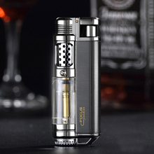 Metal TorchTurbo Lighter Cigar Cigarette Lighters