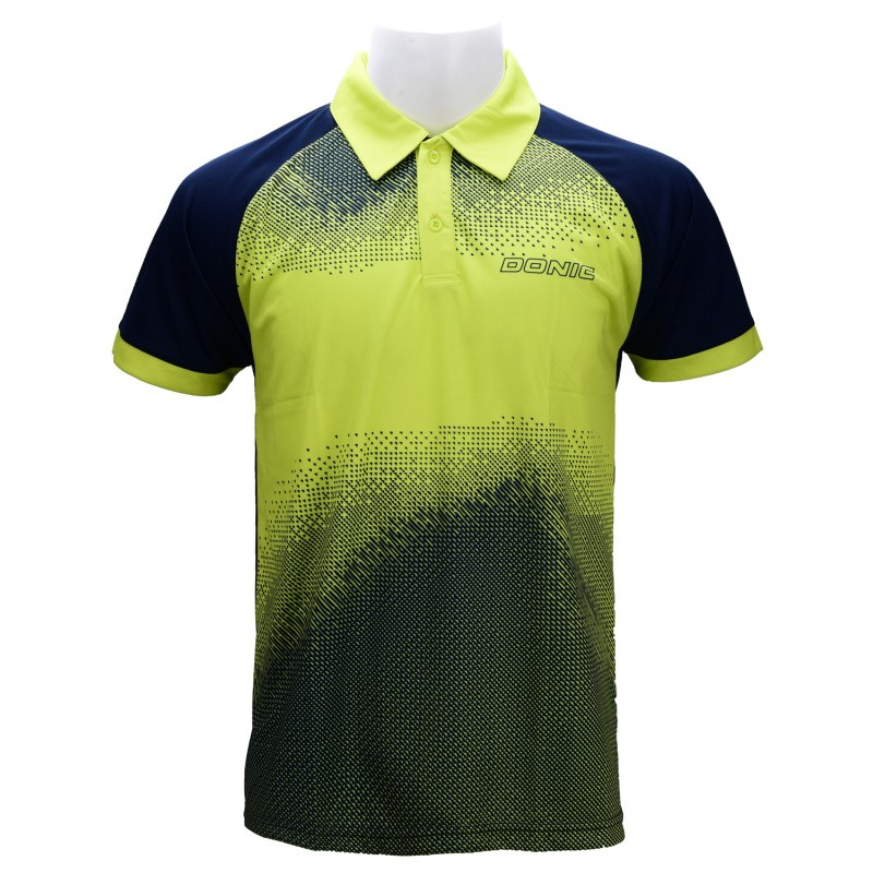 Donic Table Tennis Clothing Short Sleeve Air-permeable Quick-drying Ping Pong Sport T-shirt Sport Jersey(China)