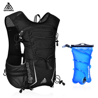 Anmeilu 2L Water Bag 5L Hydration Backpack Camping Marathon Cycling Climbing Running Water Backpack Bladder Mochila