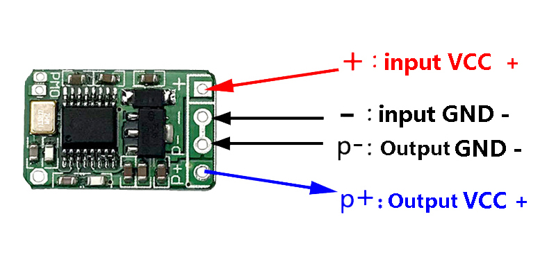 Anntem RF 1CH Mini DC3.5V 9 В до 12 В 433 МГц пульт дистанционного управления, пульт дистанционного управления, беспроводной модуль управления, модуль питания батареи