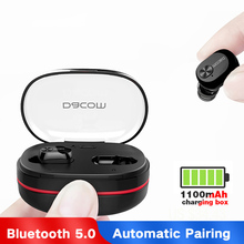 Dacom K6H Pro Bluetooth Earphone 5.0 Wireless Headphones Wireless Headset Buds TWS 3D Stereo in Ear