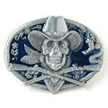 Senmi Brand NEW Men's Belt Buckles Men Cowboy Belts Buckles Metal