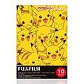 Fujifilm instax mini pokemon instantánea 10 película para fuji 7 s 8 25 50 s 70 90 y impresora sp-1