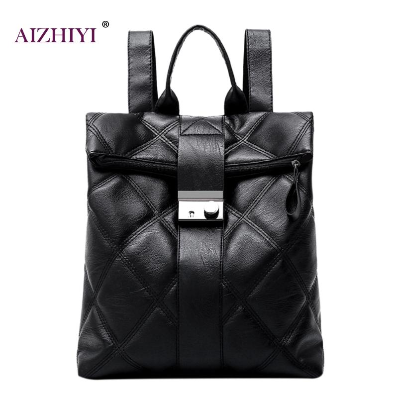 Women PU Leather High Quality Backpacks Fashion Causal School Bags Beaded Shoulder Bag Backpacks Female mochila Travel Bag New 2016 new women backpacks preppy style school bag shoulder bag top quality pu leather school bags students backpacks sta811 blue