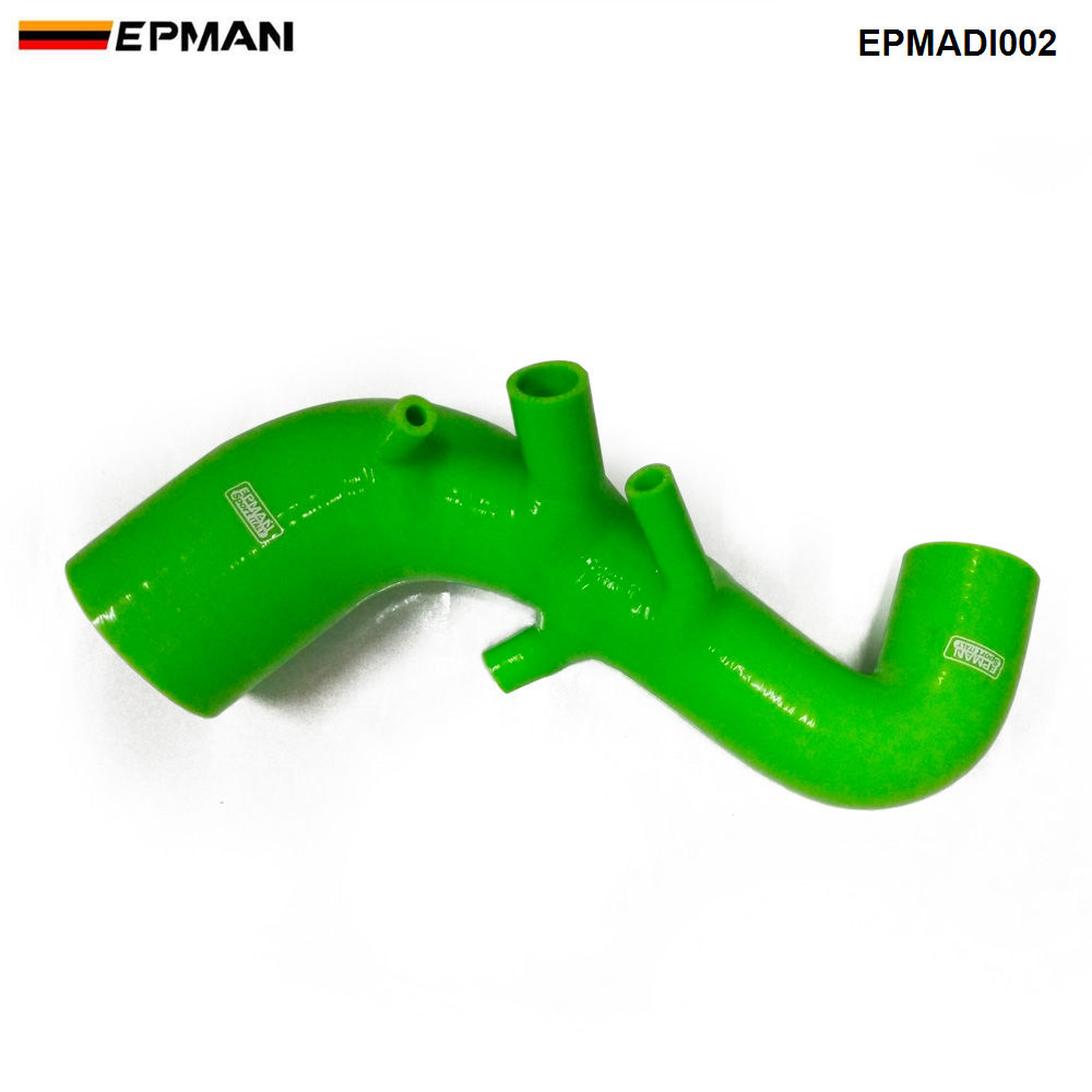 SILICONE AIR INTAKE INDUCTION HOSE PIPE for Audi TT 225 / S3 1.8T 99-06 EPMADI002 cnspeed air intake pipe kit for ford mustang 1989 1993 5 0l v8 cold air intake induction kits with 3 5 air filter yc100689