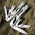 Ganzo Tools in One Multi Tool Pliers Convenient with Screwdriver Kit Switzerland Stainless Steel  multifunctional Folding  Knife
