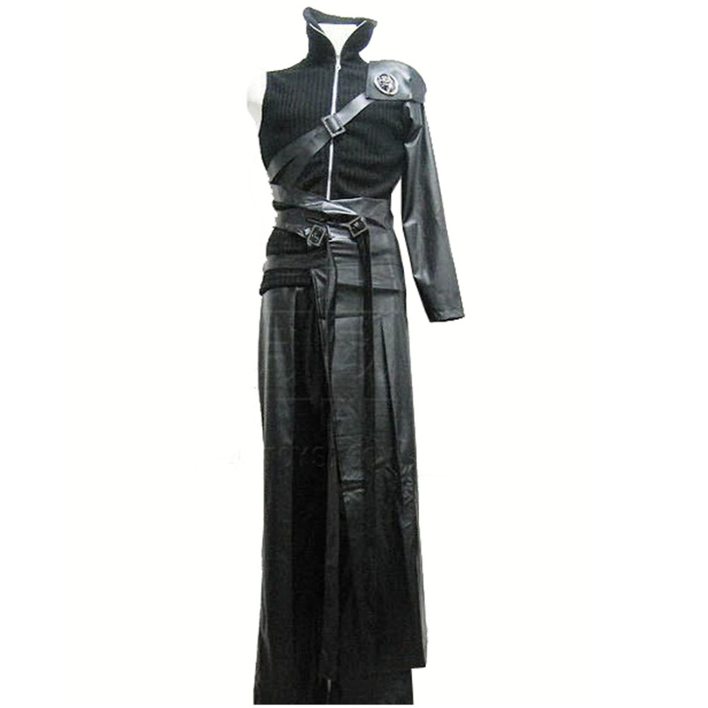 2017 Final Fantasy VII Cloud Cotton Cosplay Costume final fantasy 7 cloud strife cosplay costume Wholesale High Quality