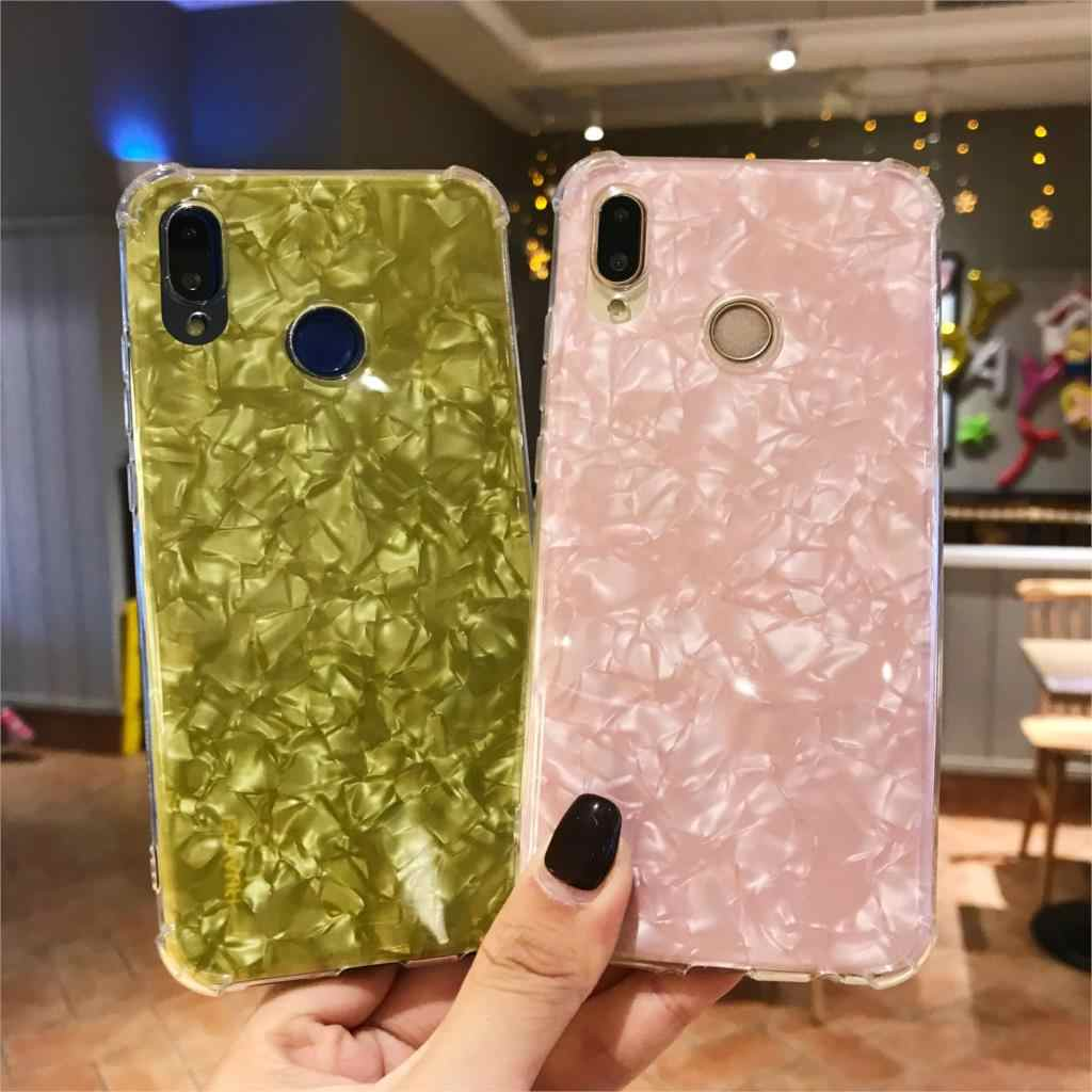 Marble Anti-Shock Case For Huawei P20 Pro P10 P9 P8 Mate 20 10 Lite Cover TPU Honor 9 8X 7X 7A 7C iphone XS MAX XR 6s 7 8 Plus